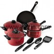 carbon steel non-stick cookware