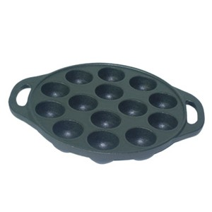Cast Iron Muffin Pan, CIBR2425SH