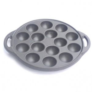 Cast Iron Muffin Pan, CIBR2815SH