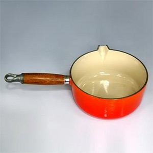 Enameled Cast Iron Saucepan, 82SP1880W