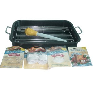 10pcs Non-stick Roasting Pan Set
