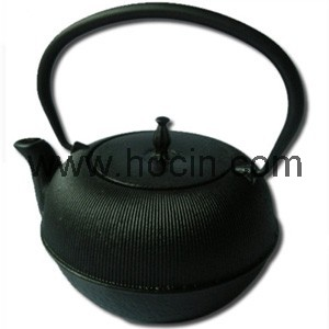 0.5 Liter Cast Iron Teapot