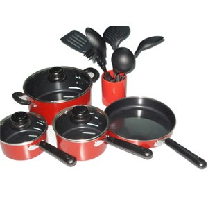 14 piece Cookware Set, S6806