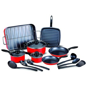 Carbon Steel Cookware Set, S6812