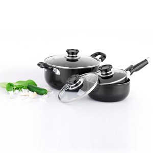 Pressed Aluminum Cookware Set, S5605