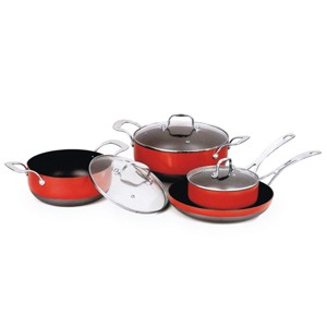 Hard Anodized Aluminum Cookware Set, S5615