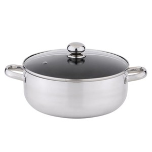 Simply Aluminum Sauce Pot With Lid, 5113