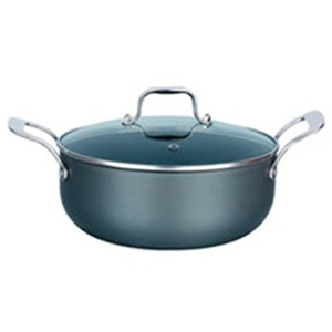 Hard Anodized Aluminum Sauce Pot, 5112