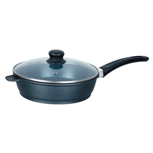 Forged Cast Aluminum Covered Saute Pan, 5822B