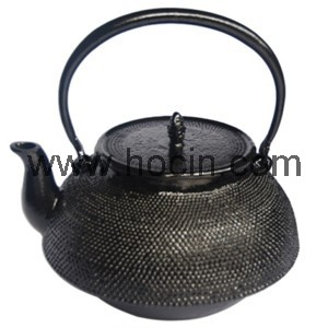 2.5L cast iron teapot