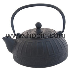 0.8 liter cast iron teapot
