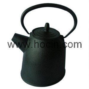1 liter cast iron teapot